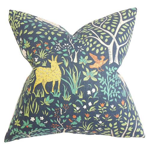 Nature Pillow, Green