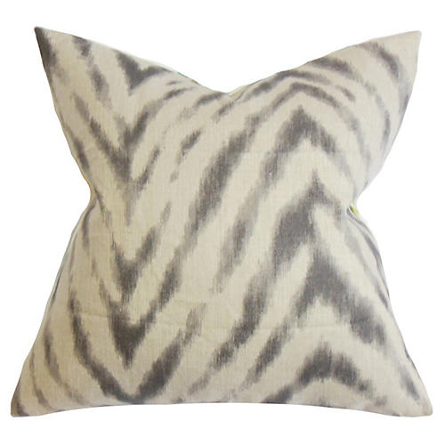 Animal 18x18 Pillow, Brown