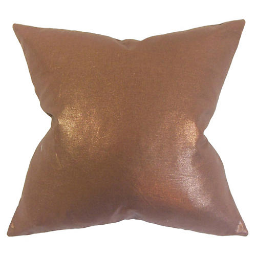 Berquist 18x18 Pillow, Amber