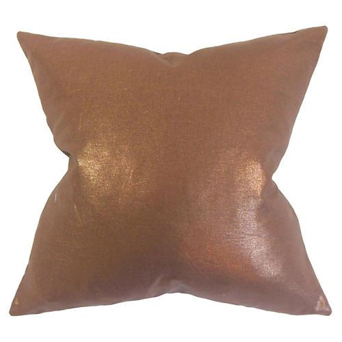 Berquist 18x18 Pillow, Amber