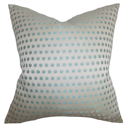 Radclyffe Pillow, Gray