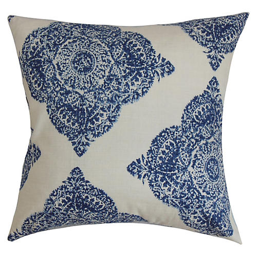 Suzie Pillow, Blue