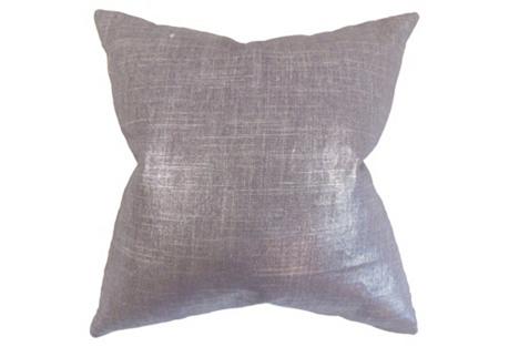 Glitz Pillow, Blue