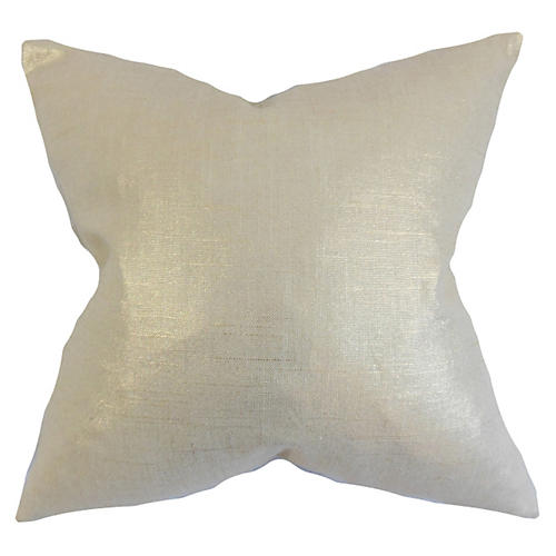 Glitz 18x18 Pillow, Gold