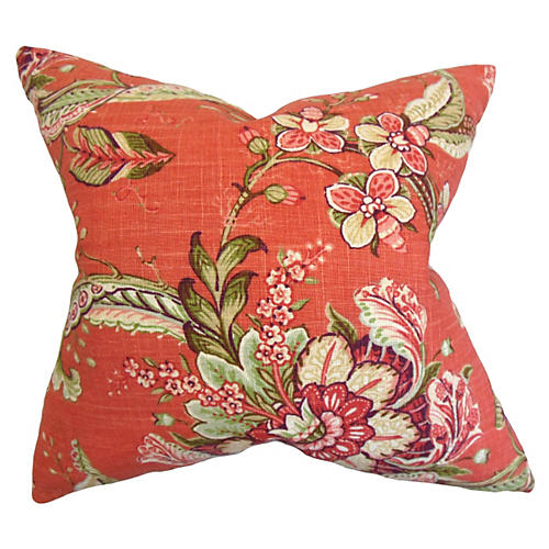 Clarence Pillow, Red