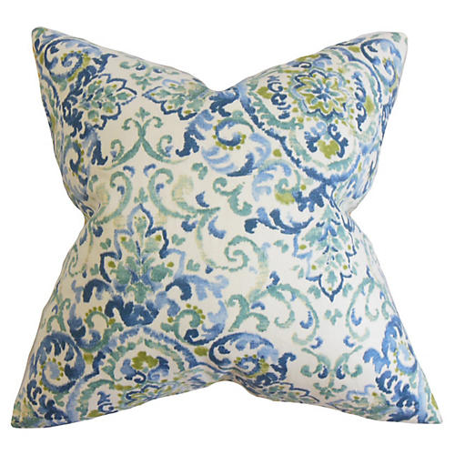 Quentin Pillow, Blue