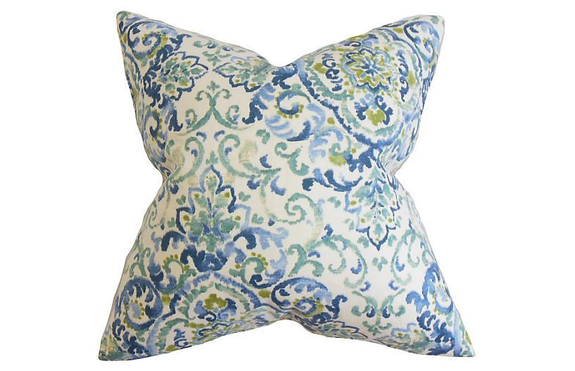 Quentin Pillow - Blue
