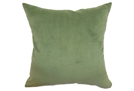 Vince 18x18 Pillow, Forest