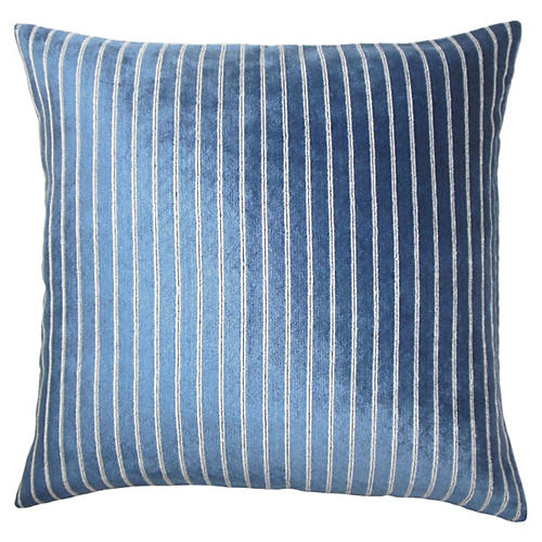 Shelly Pillow, Navy