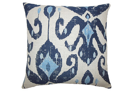 Nina Pillow, Navy