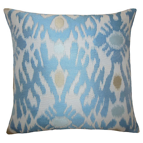 Jackson Pillow, Blue