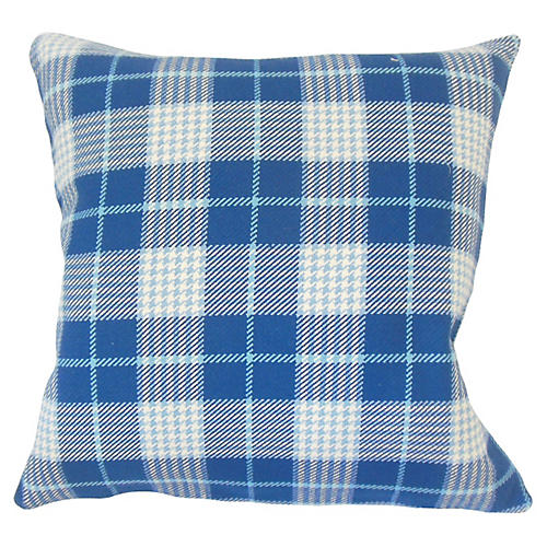 Bran Pillow, Blue