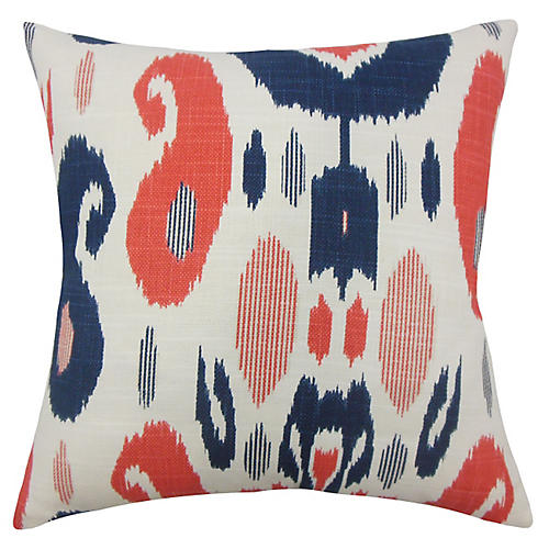 Nina Pillow, Blue