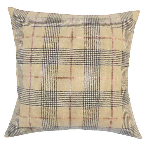 Bran Pillow, Tan