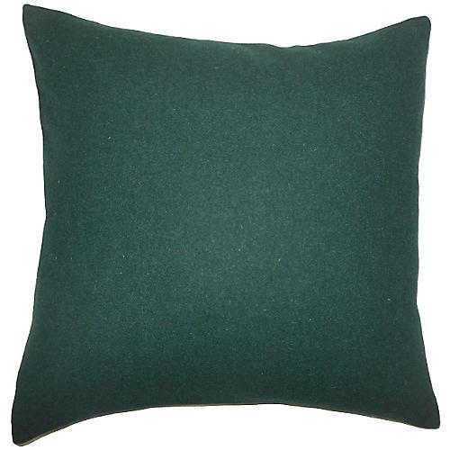 Trish Pillow, Green