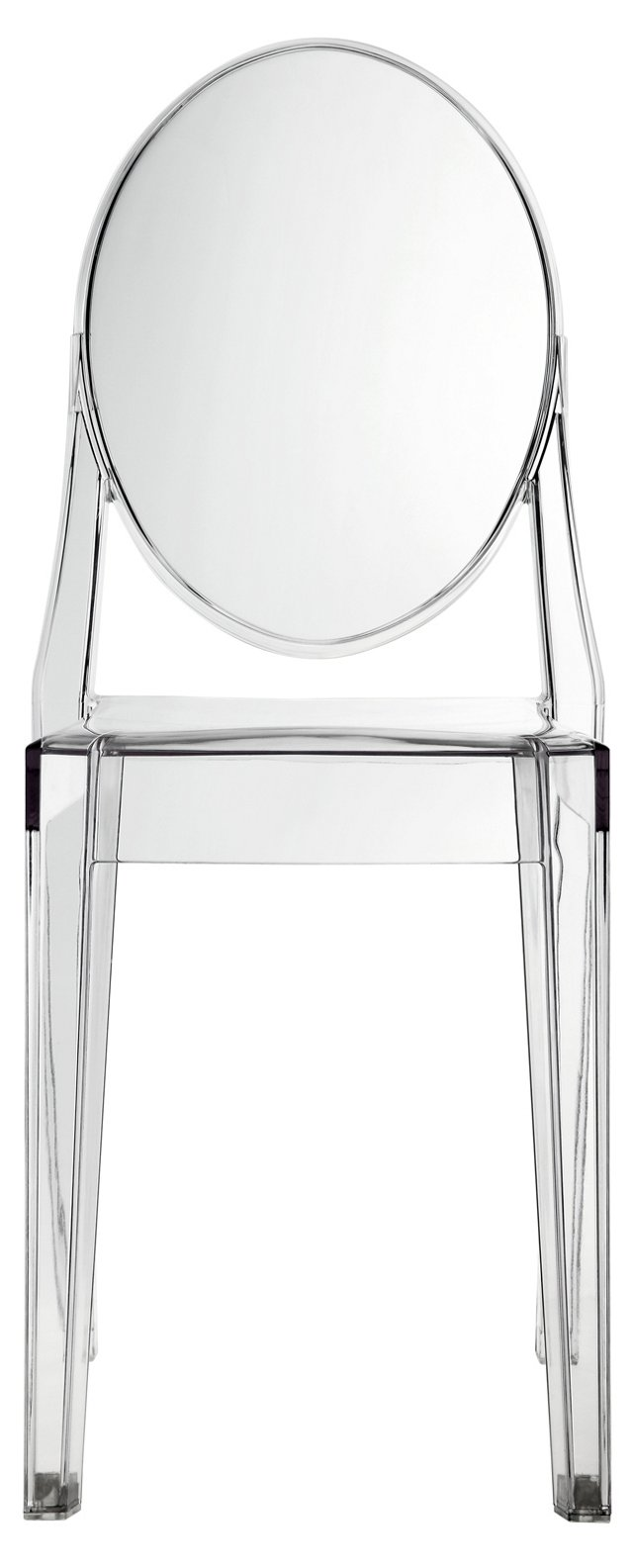 DNU, IK-Bilbao Side Chair, Clear