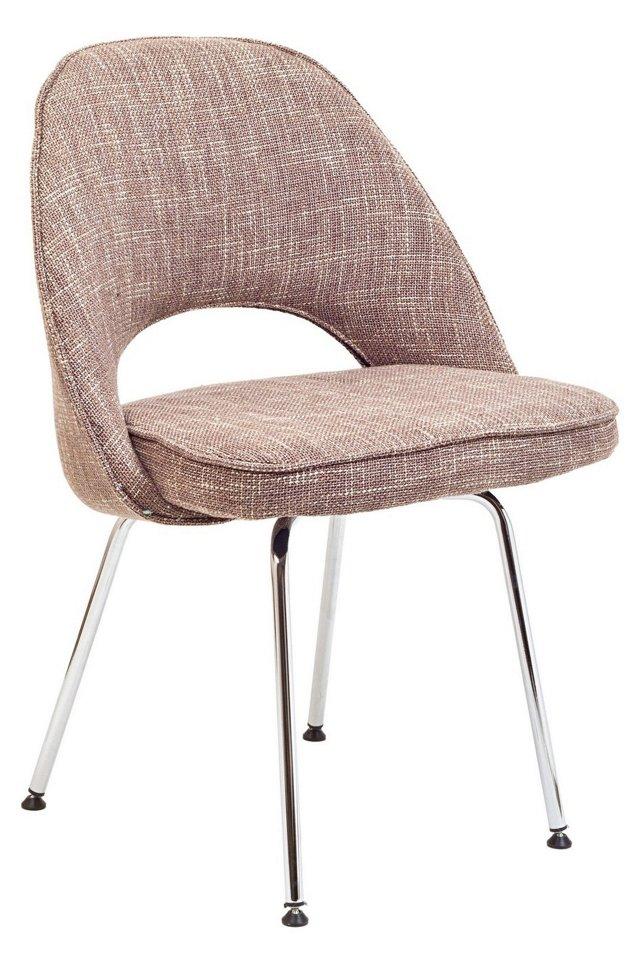 *IK Dugan Side Chair, Oatmeal