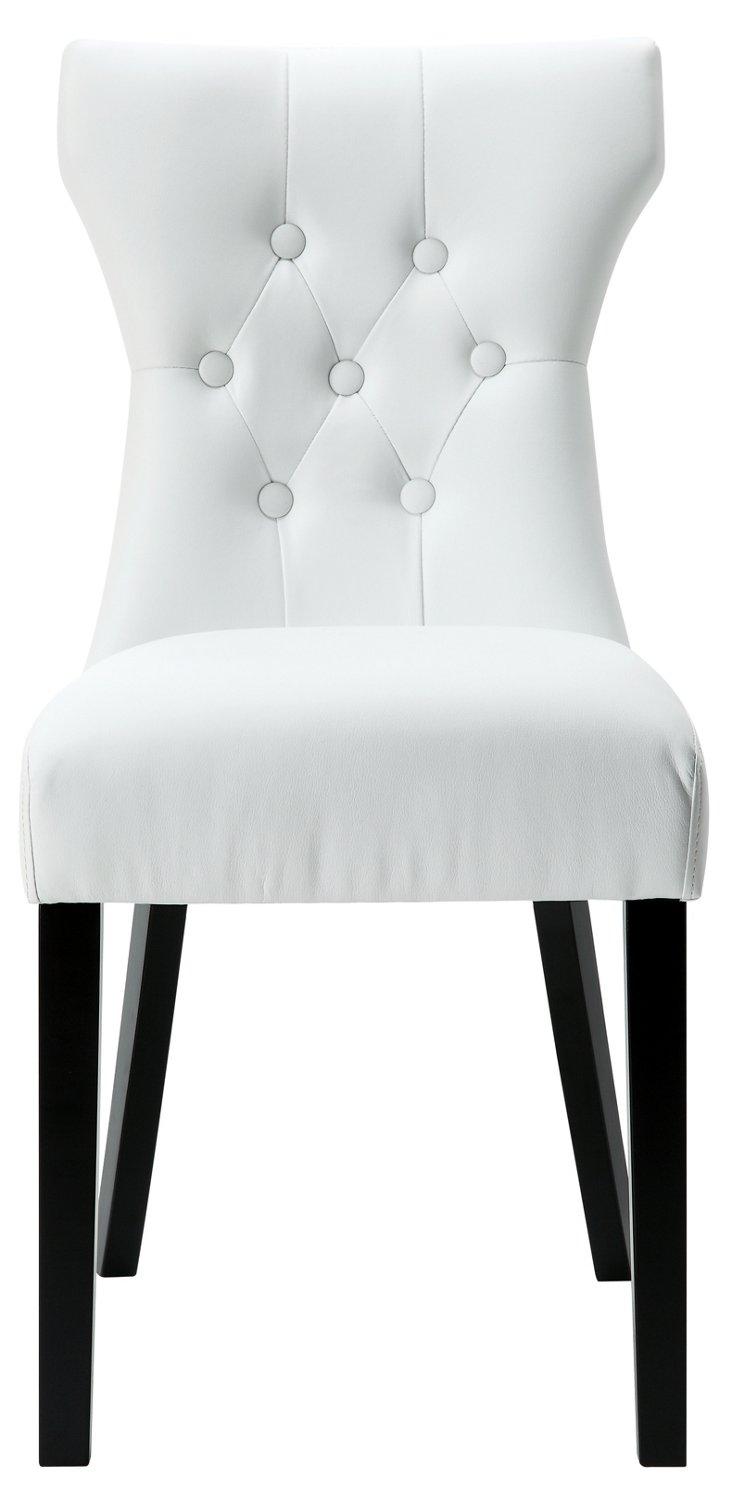 *IK Proctor Chair, White