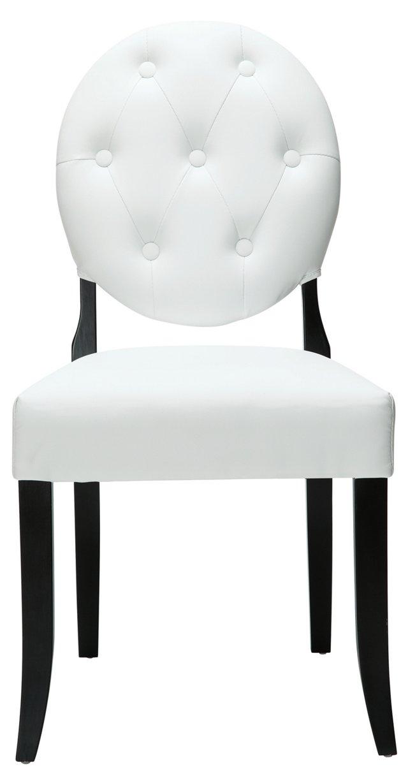 *IK *R Amelia Chair, White
