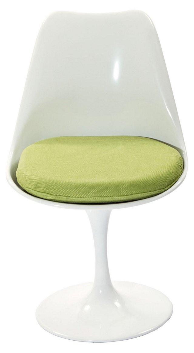 *IK Lippa Side Chair, Green