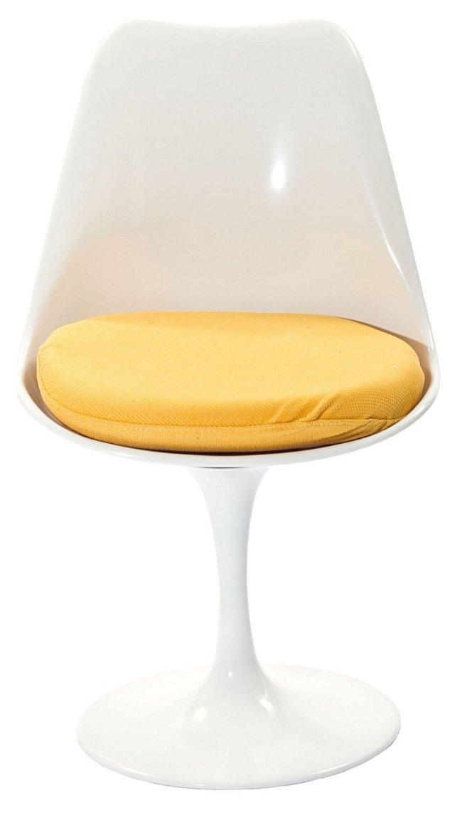 *IK Lippa Side Chair, Yellow