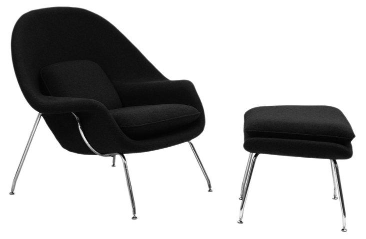 DNU, IK-Berlin Lounge Chair &