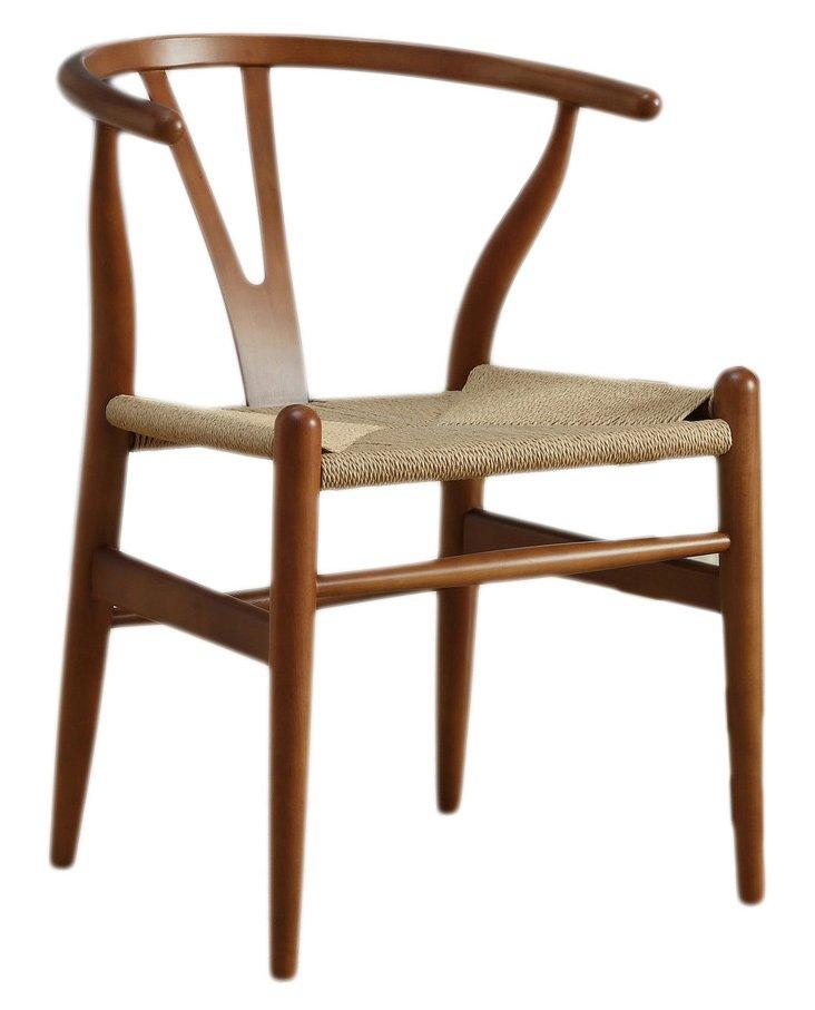 DNU, IK-Amish Chair, Walnut