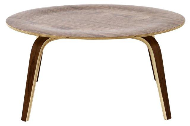*IK Emmeline Coffee Table, Walnut