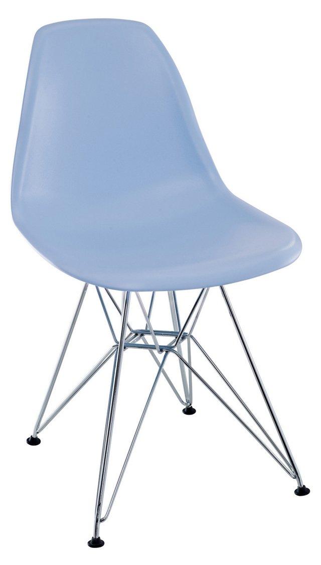 *IK Paris Wire Side Chair, Blue