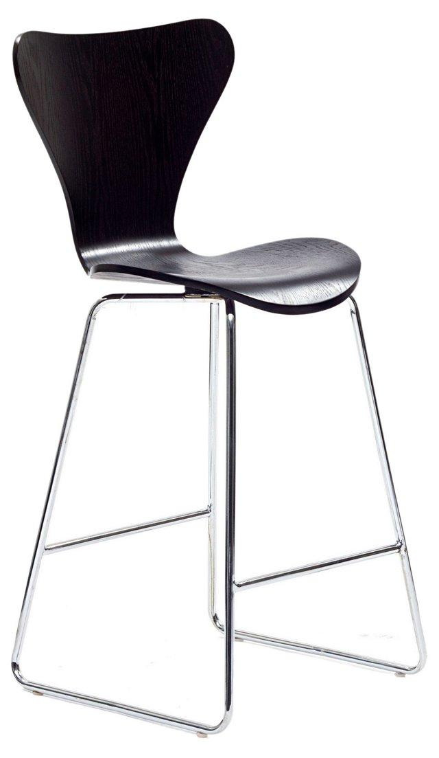 *IK Ernie Barstool Chair, Wenge