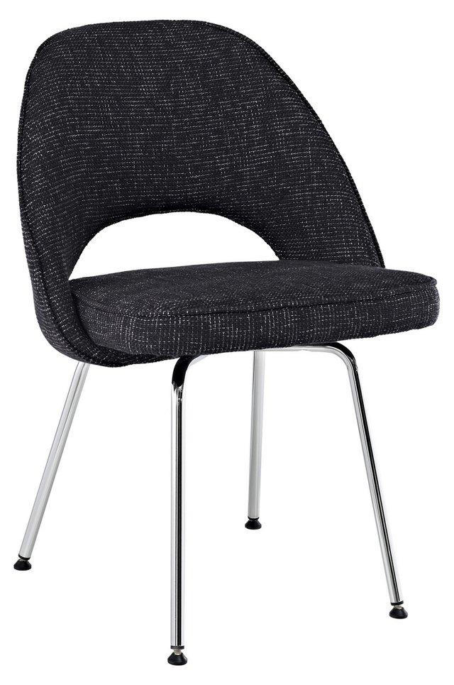 *IK Cordelia Side Chair, Black
