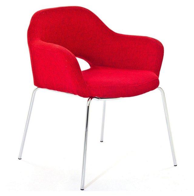 *IK Cordelia Armchair, Red