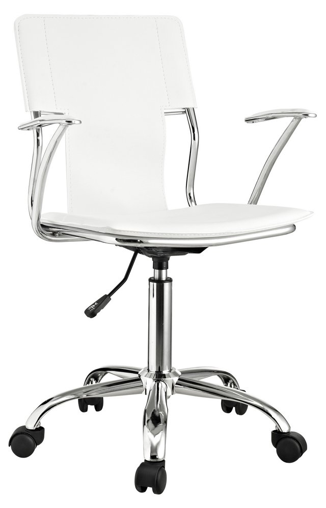 Franklin Office Chair, White