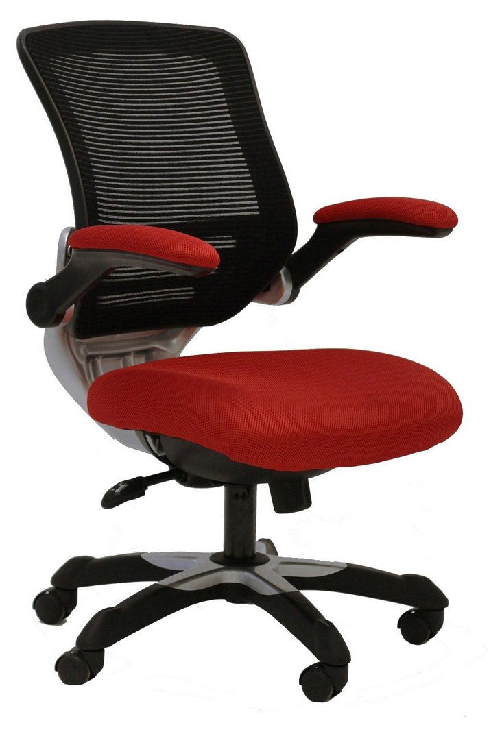 Kelley Office Chair, Red