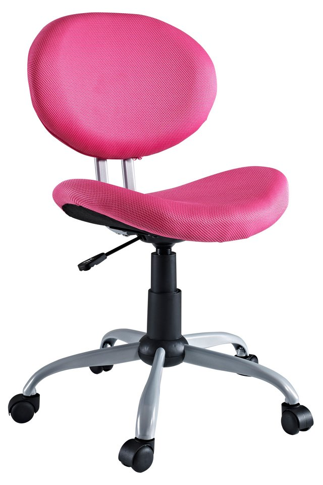 Chapman Office Chair, Pink