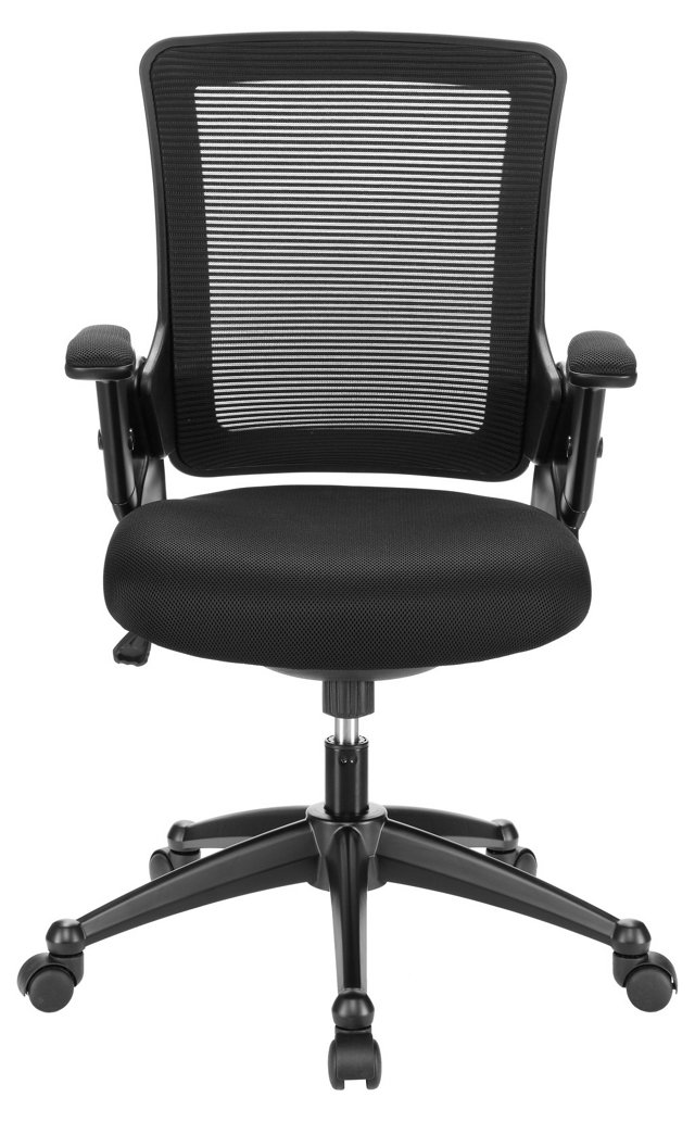 Fowler Office Chair, Black