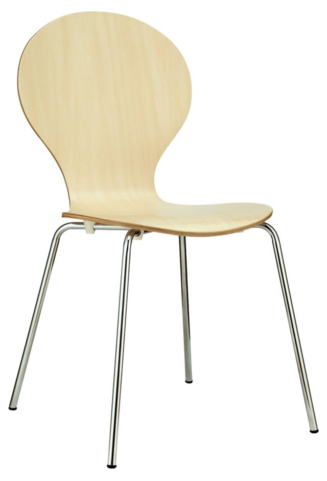 *IK Insect Chair, Glossy Natural
