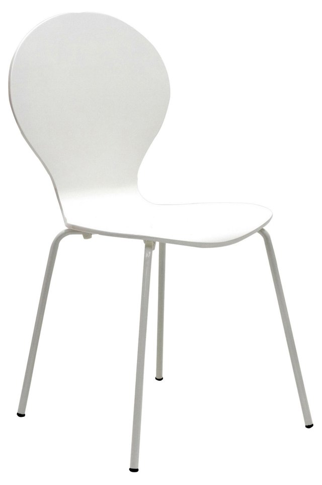 *IK Insect Chair, Glossy White