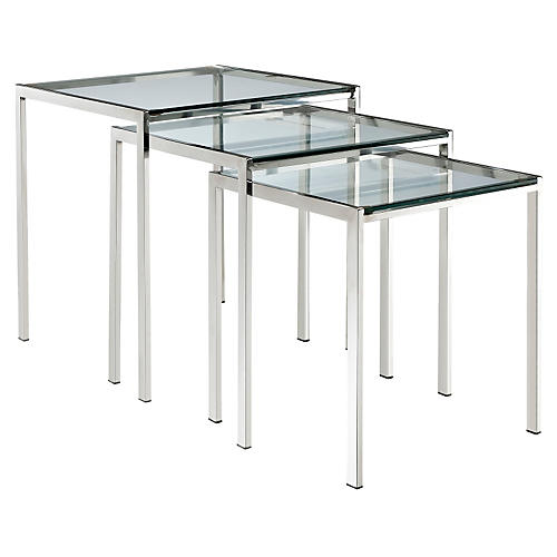 Nimble Nesting Table, Set of 3