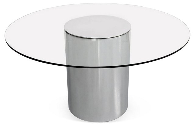 Paul Mayen Cylinder Dining Table
