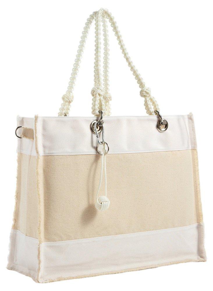 Bosun Bag, White