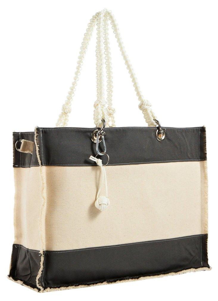 Bosun Canvas Bag, Gray
