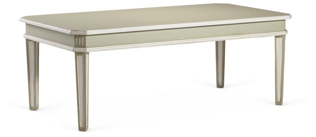 Merrit Coffee Table, Moss Gray
