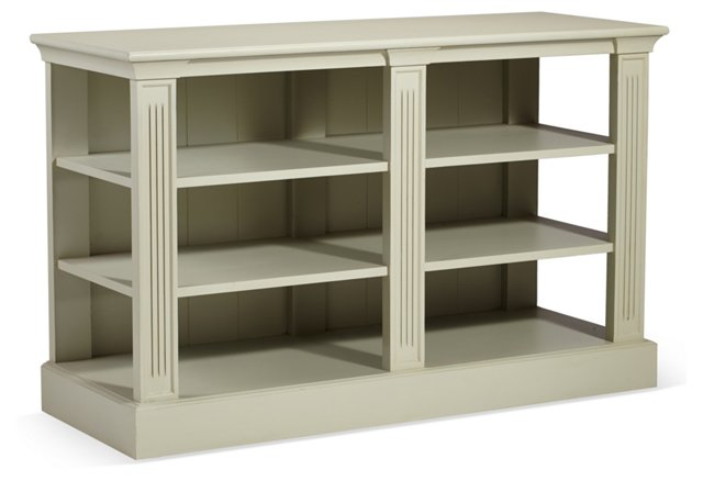 Louise Bookshelf, Gray