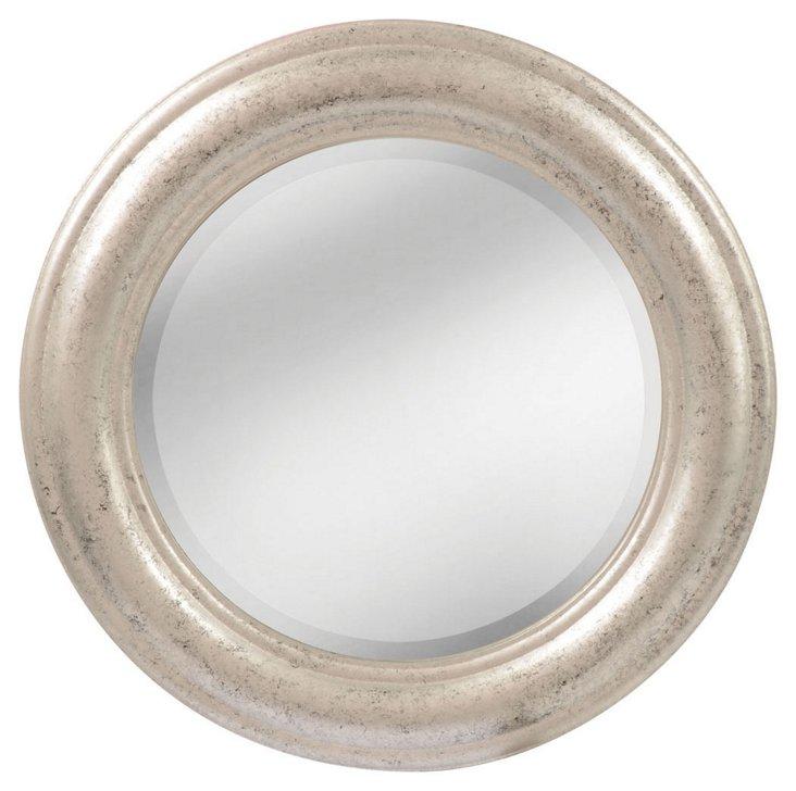 Baltic Round Mirror