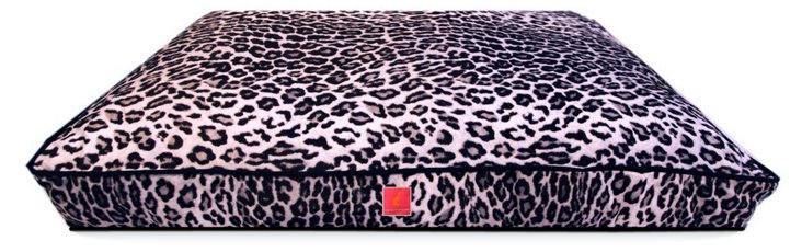 Snow Leopard Bed