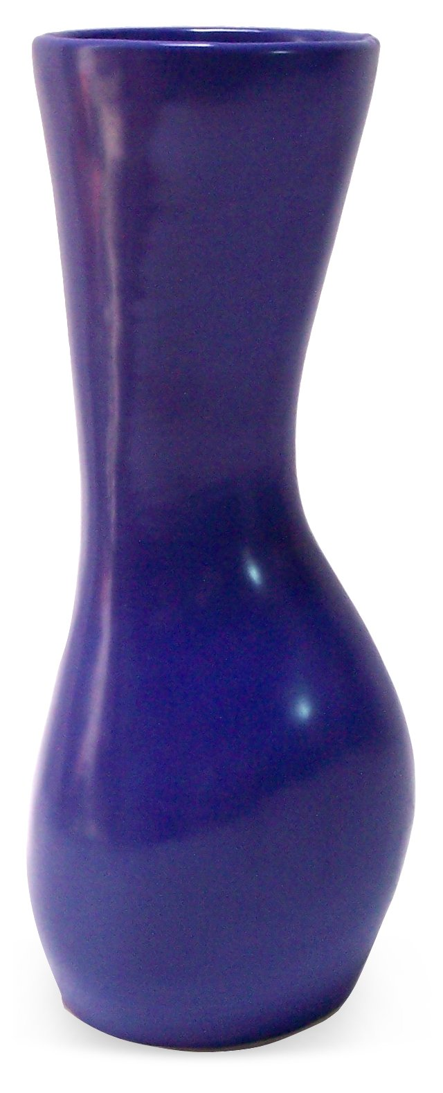Tall Curvy Vase