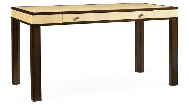 Messina Desk, Coffee/Cream