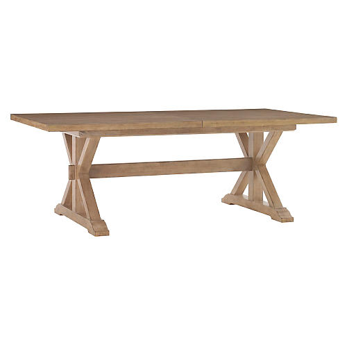 Walnut Creek 86 Extension Dining Table
