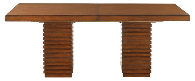 """Peninsula 78"""" Extension Dining Table"""